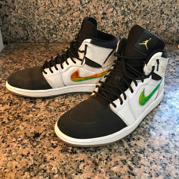 Nike Air Jordan 1 Retro High Nouveau Size 9.5 Mens